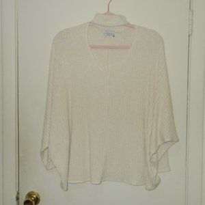 Urban Outfitters Sweater Cream Size Extra Small